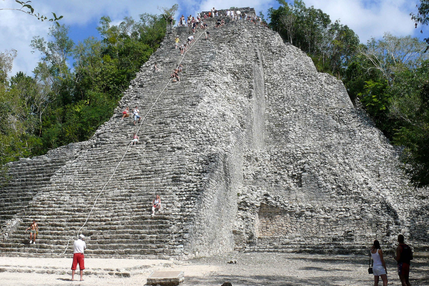 Chichen Itza, Coba and Tulum Private Tour with Lunch