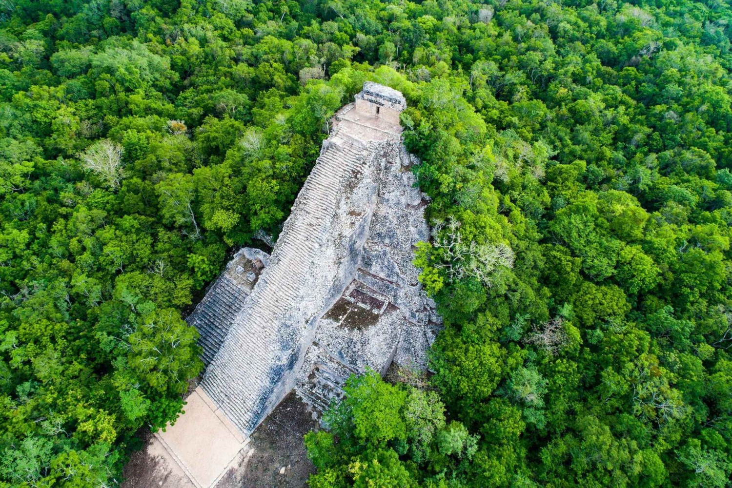 Coba Maya Ville Full-Day Tour