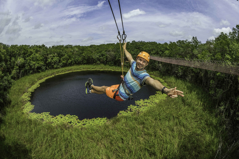 Coba: Mayan Encounter Adventure Full Day Tour