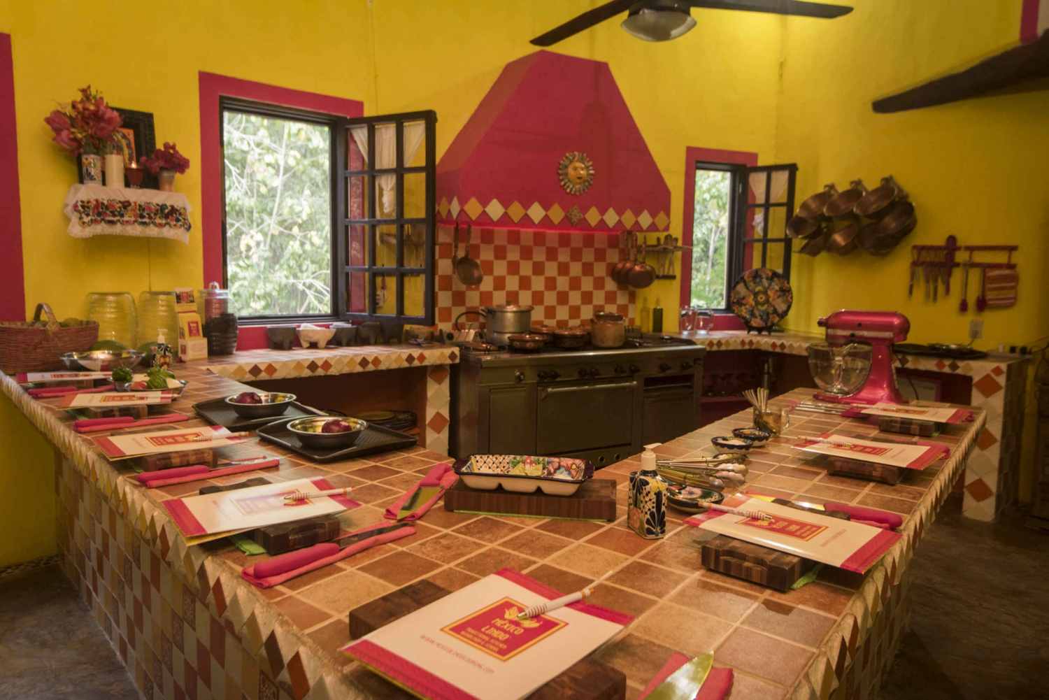 Cooking Experience Class & Gourmet Feast from Cancún