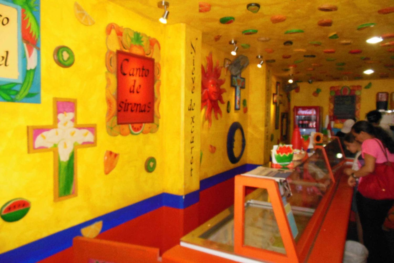 Food Hoppers 2.5-Hour Tour in Playa del Carmen