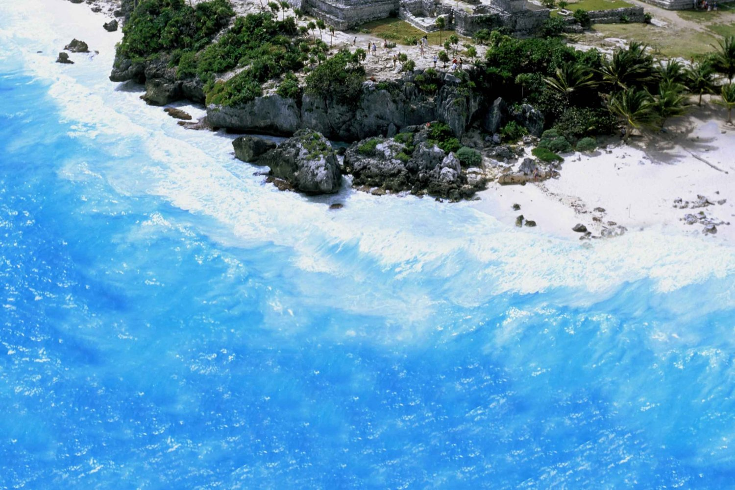 From Riviera Maya: Day Tour of Tulum & Visit to Xel-Há Park