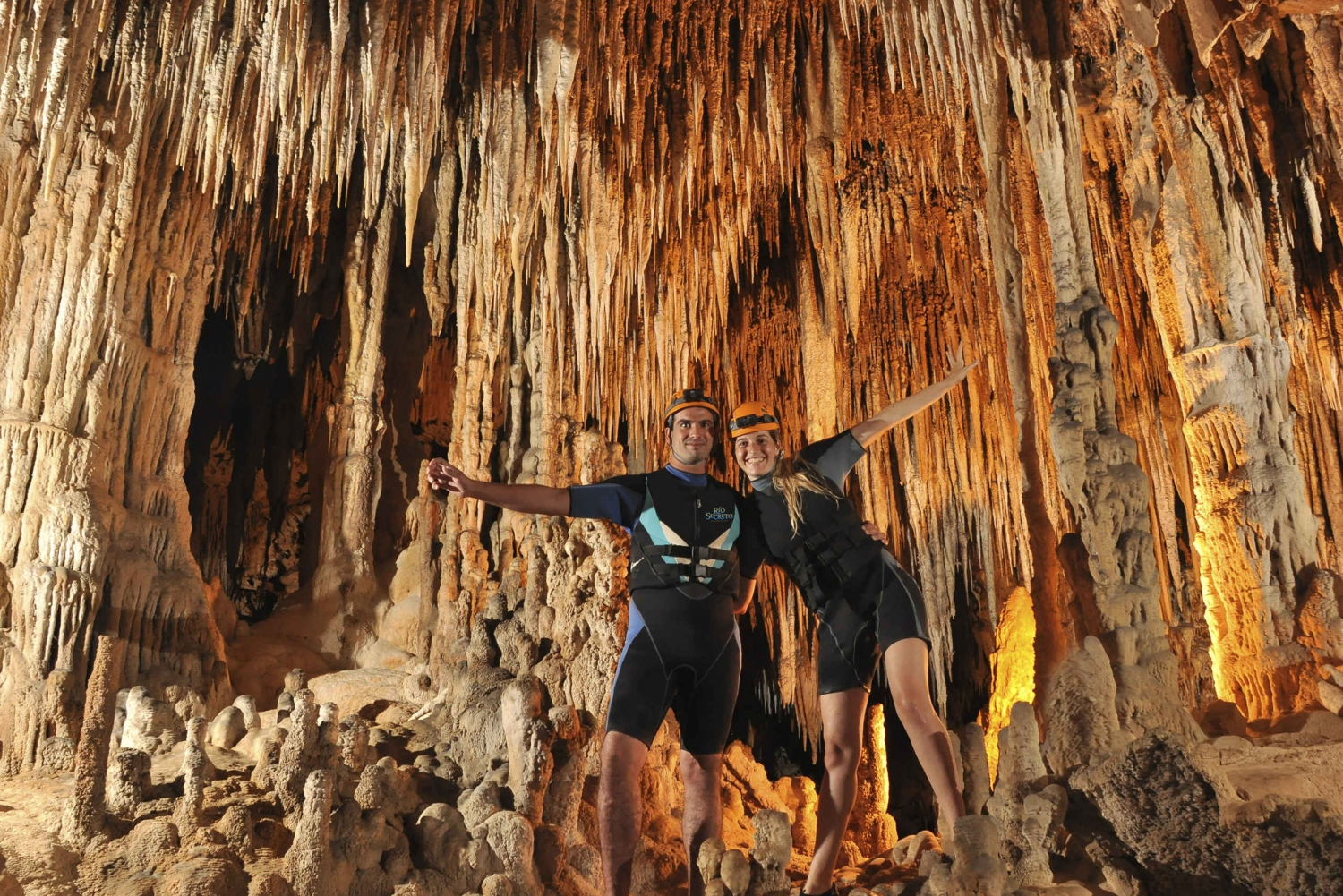 From Underground River and Crystal Caves Adventure