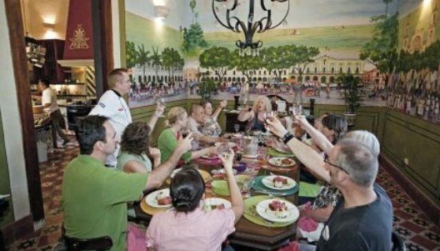 Los Dos cooking school