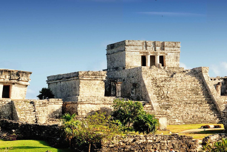 Maya Riviera 2-Day Xplor Adventure Park and Tulum Ruins