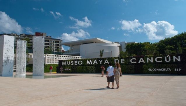 Museo Maya.Museo Maya De Cancun In Cancun My Guide Cancun