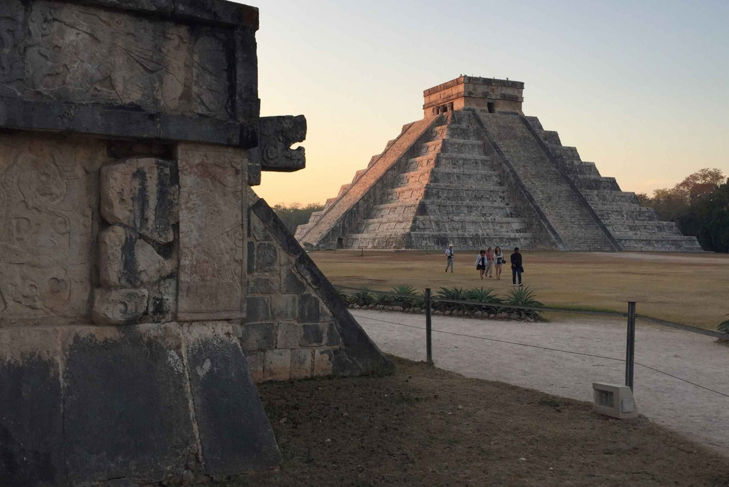 Open the Gate to Chichen Itza with Mayan Planetarium