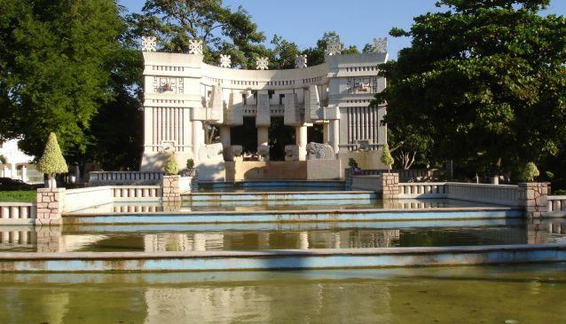 Parque de las Americas
