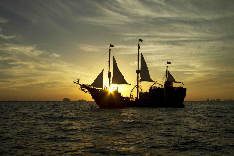 Pirate Boat Tour