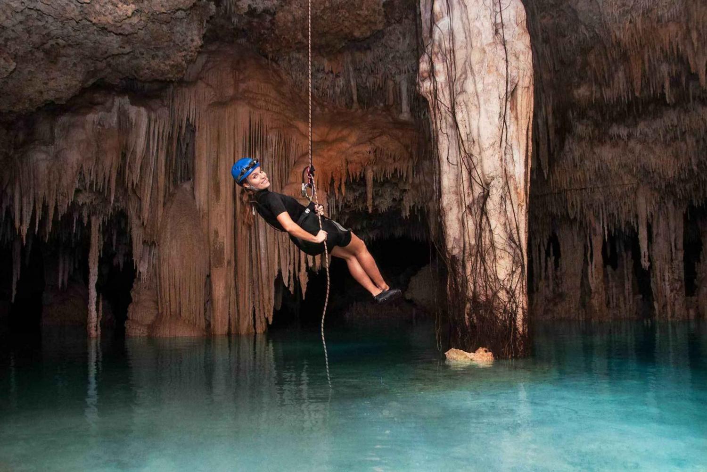 Playa del Carmen: Rio Secreto Underground River Tour