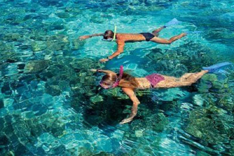 Puerto Morelos Snorkel with Lunch