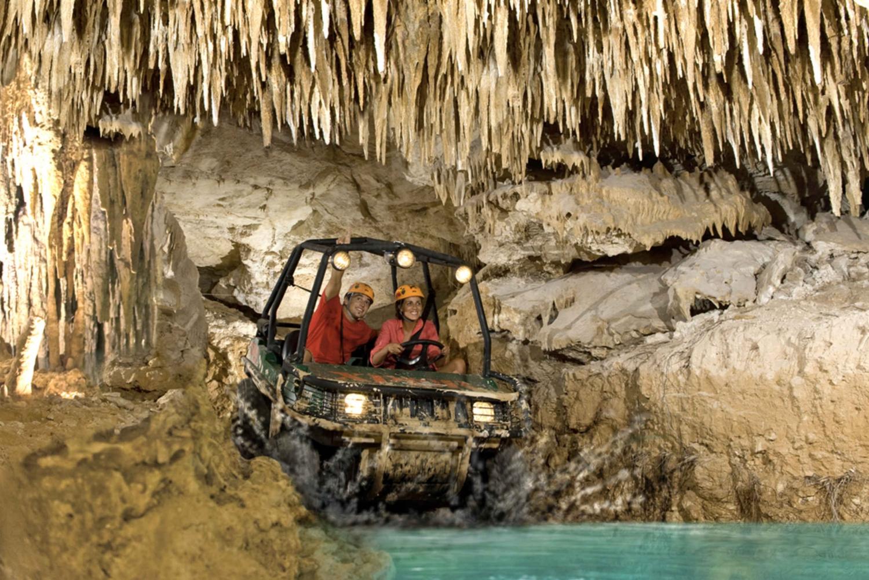 Riviera Maya: Access to Xplor with Express Transportation