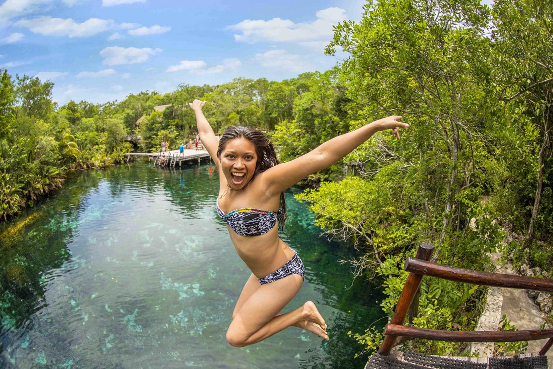 Riviera Maya: Snorkeling and Jungle Mayan Adventure