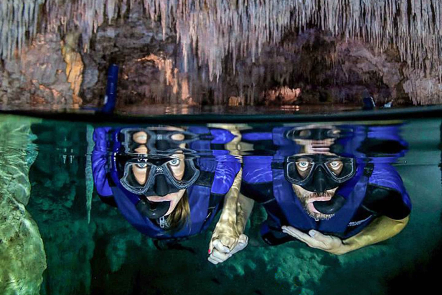 Snorkeling Experience In Cancun