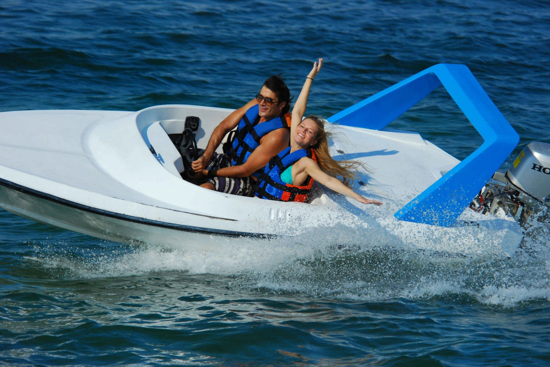 Speedboat & Snorkeling Adventure