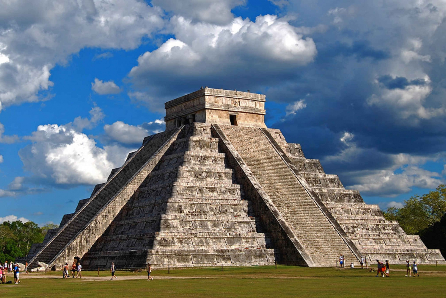 The Original Chichen Itza Tour