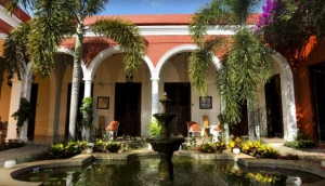 The Villa Merida Hotel