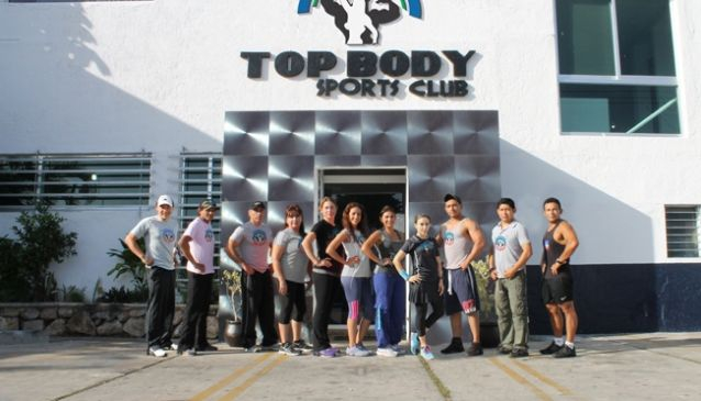 Top Body Gym