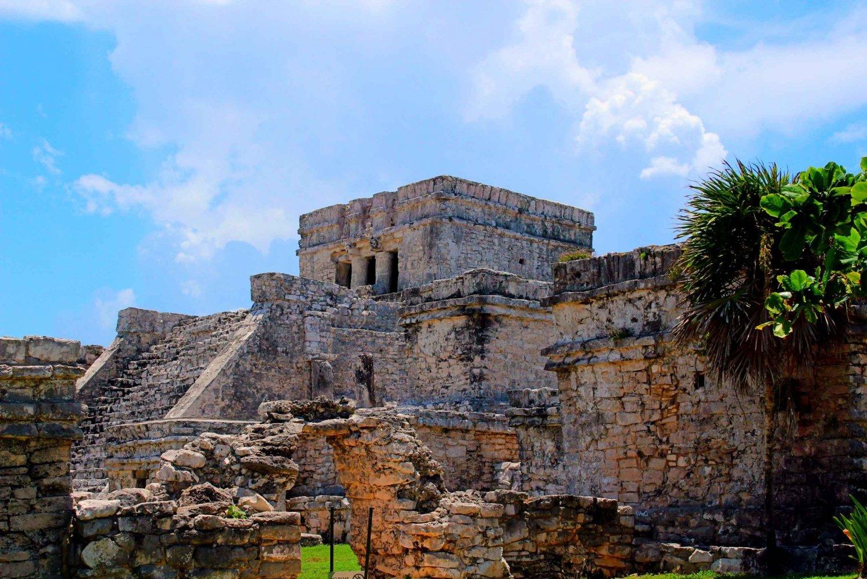 Tulum Afternoon Tour from Cancun & Riviera Maya