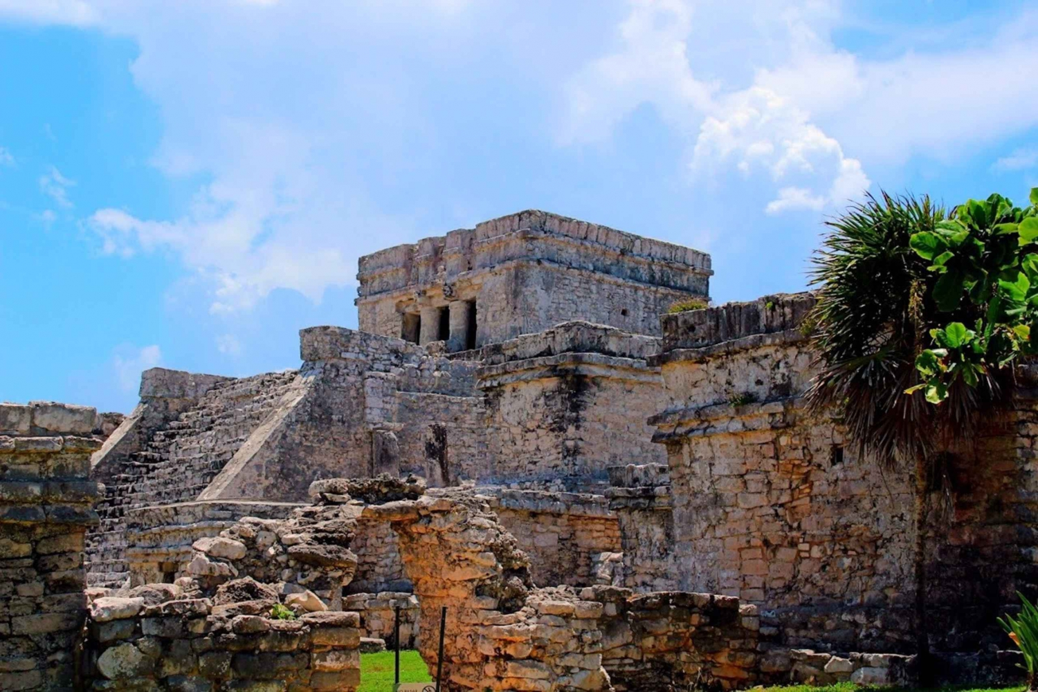 Tulum and Dos Ojos Cenote Tour from Cancun