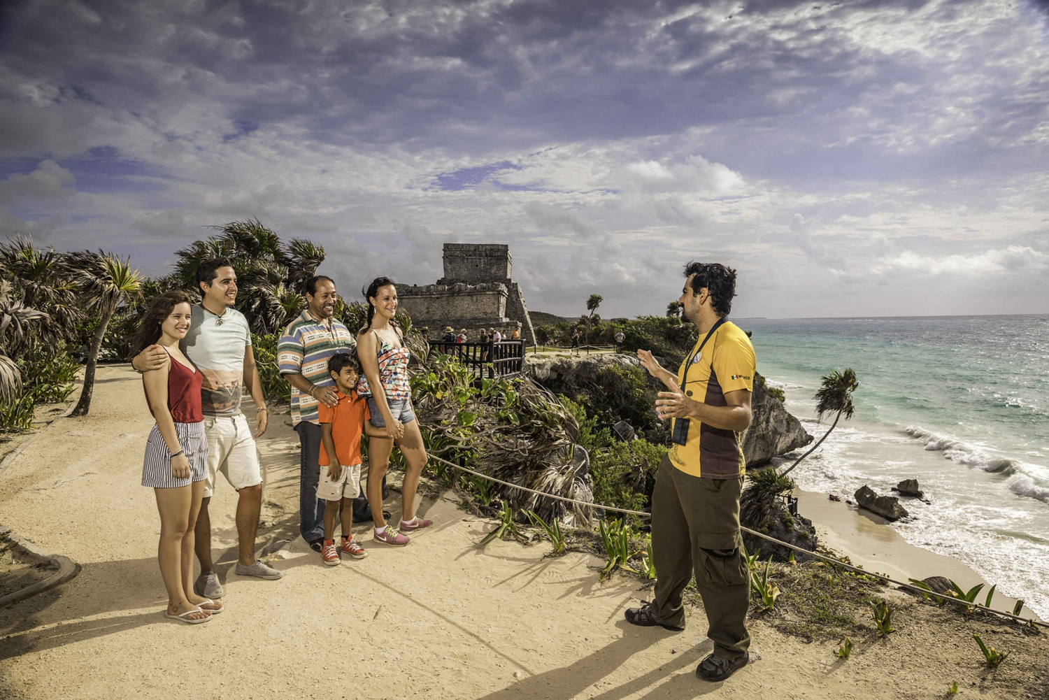 Tulum and the Mayan Jungle: Full-Day Tour