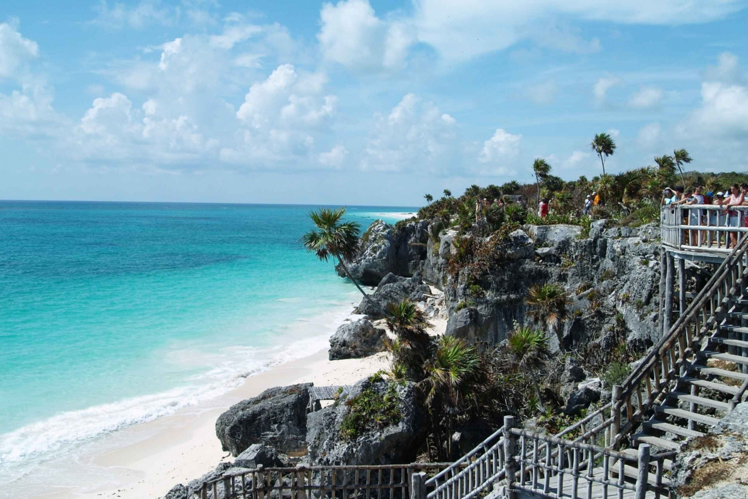 Tulum and Xel-Ha Tour From Cancun and Riviera Maya