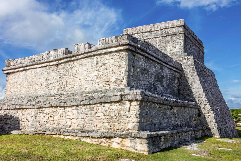 Tulum Archaeology Tour and Cenote Beach Swim
