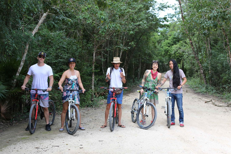 Tulum: Classic Tulum Bike Tour