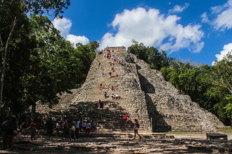 Tulum & Coba & Cenote Full-Day Excursion