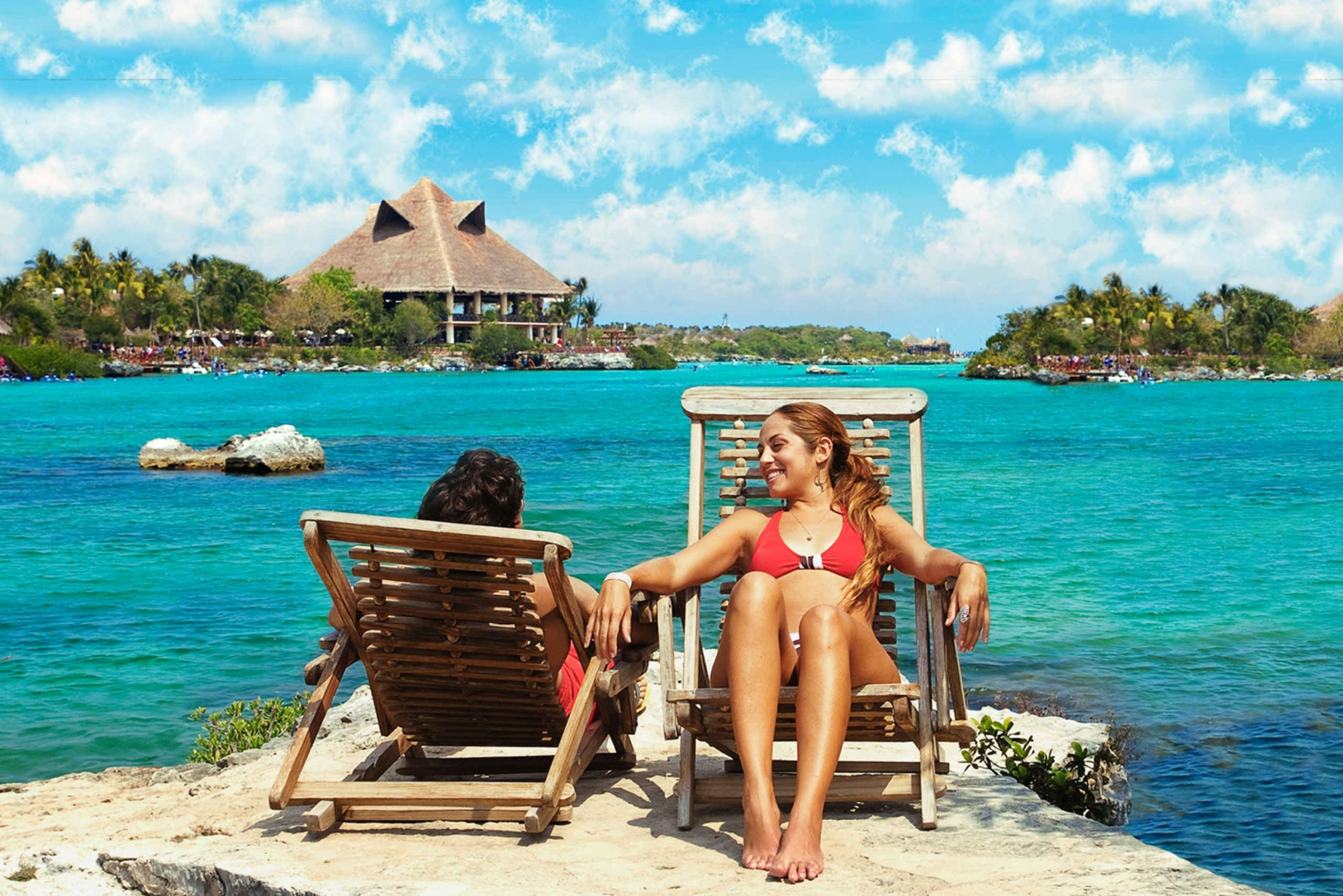 Xel-Há Park: All-Inclusive Day Ticket from Riviera Maya