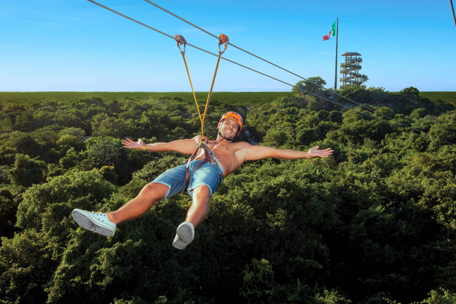 Xplor Park All-Inclusive Pass in Riviera Maya
