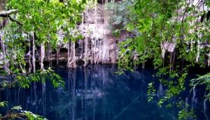 Yokdzonot eco-turistic cenote