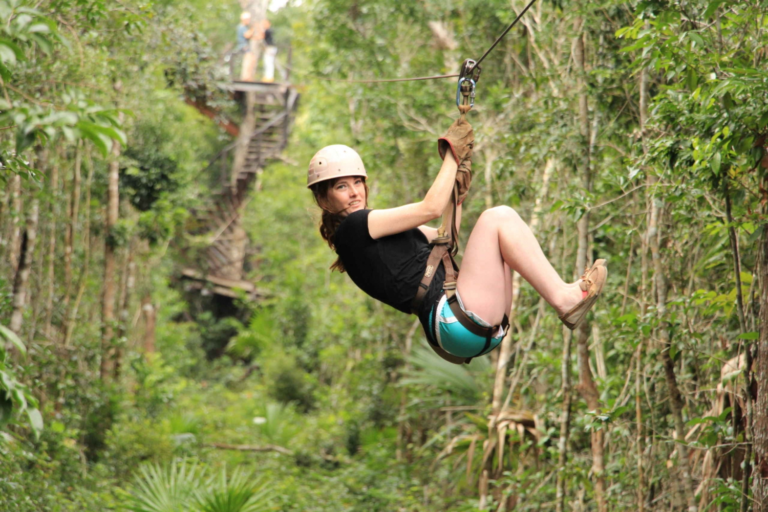 Zipline, ATV, Horseback Riding & Cenote Adventure