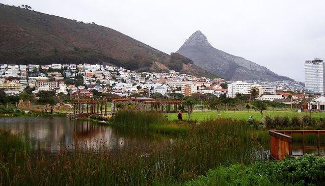 Cape Town's Green Point Urban Park
