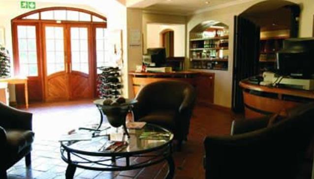 Bergkelder Wine Centre