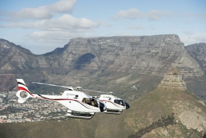 Cape Town: 12-Minute Scenic Helicopter Tour