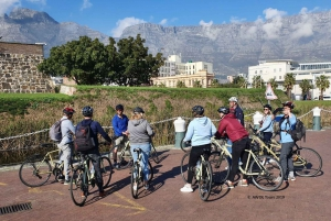 Cape Town: 3-Hour Bike Tour