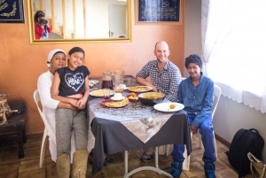 Cape Town: Bo-Kapp Walking Tour and Malay Cooking Class