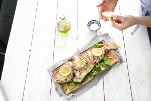 Cape Town: Coastal Cruise & 2-Course Lunch Combo