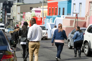 Cape Town: Half-Day City Highlights and Table Mountain Tour
