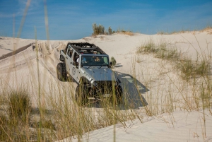 Cape Town: Jeep Dune Adventure Tour with Sandboarding