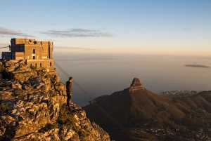 Cape Town: Table Mountain & Chapman's Peak Drive Guided Tour