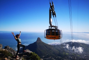 Cape Town: Table Mountain Half–Day India Venster Hike
