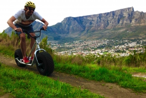 Cape Town: Table Mountain Scooter Tour