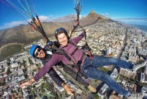 Cape Town: Tandem Paragliding Adventure