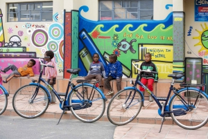 Cape Town: Township Cycling Tour