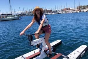 Cape Town: Water Biking Tour