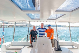 Cape Town Waterfront and Bay: Sailing Trip