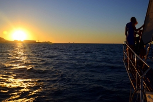 Cape Town: Waterfront and Sunset Champagne Cruise