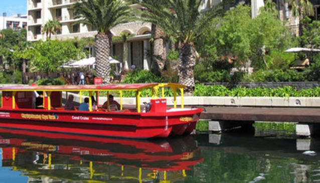 City Sightseeing Canal Cruise